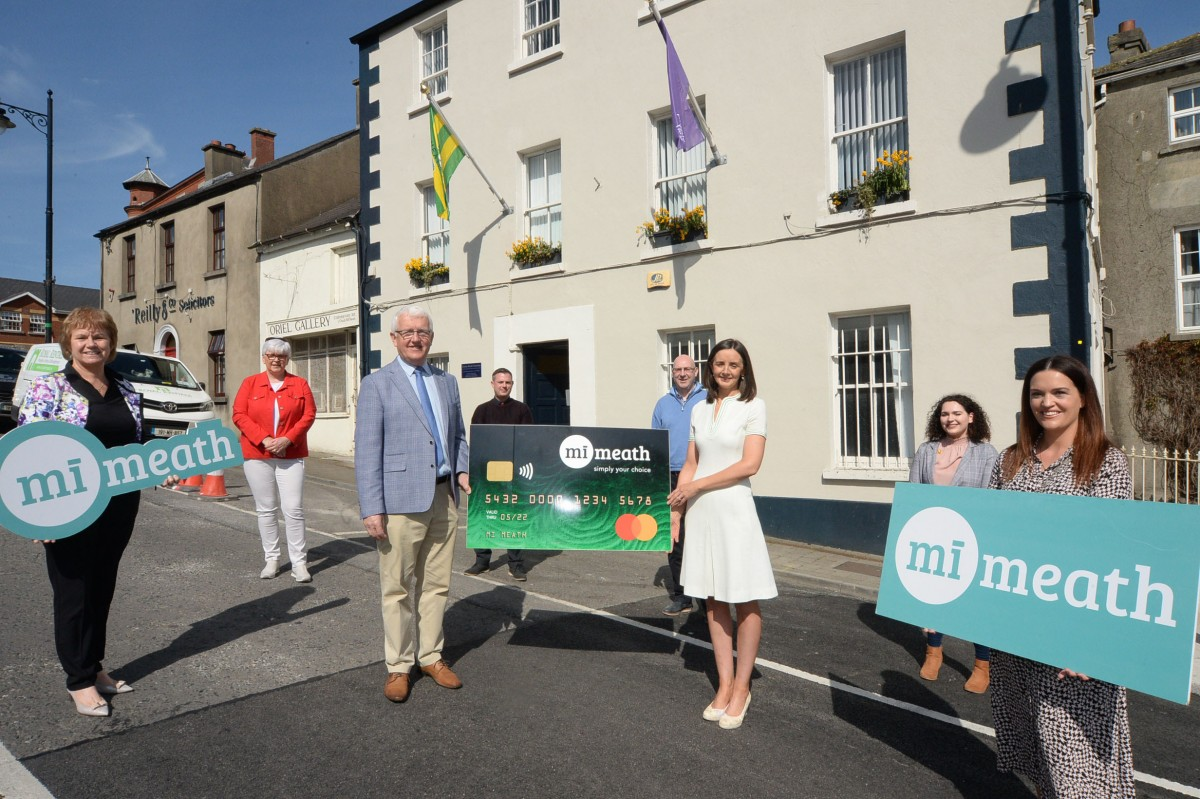 County Meath Chamber launch a Local Re-loadable Gift Card Initiative In A First For Ireland in support of Meath Business