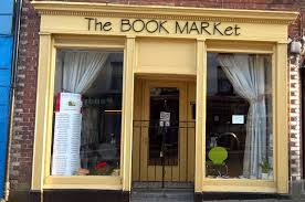 The Bookmarket Cafe