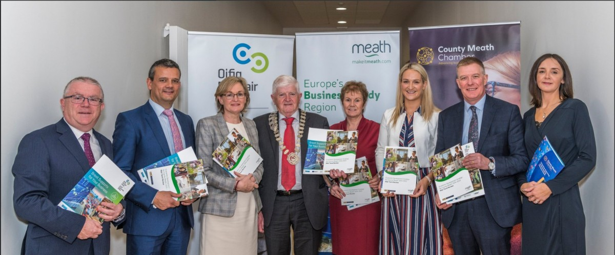 Meath BREXIT Briefing Breakfast - Just Six Months to Go! Talks included political stance from European Parliament; Irish Government, National, Regional & Country basis and the Business perspective
