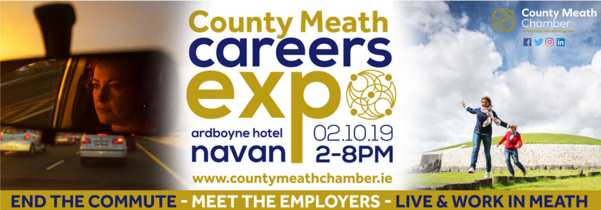 County Meath Career Expo - Oct '19