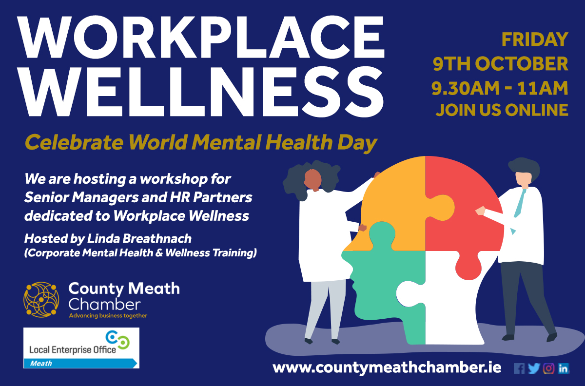 Workplace Wellness Webinar - Make Your Business A Better Place to Work