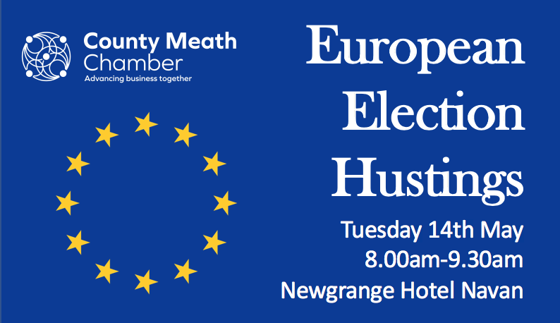 Meath European Election Hustings - Tuesday 14th May 2019, 8.00-9.30am
