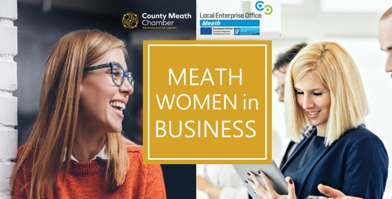 Meath Women in Business Seminar - Resilience in the Face of Adversity