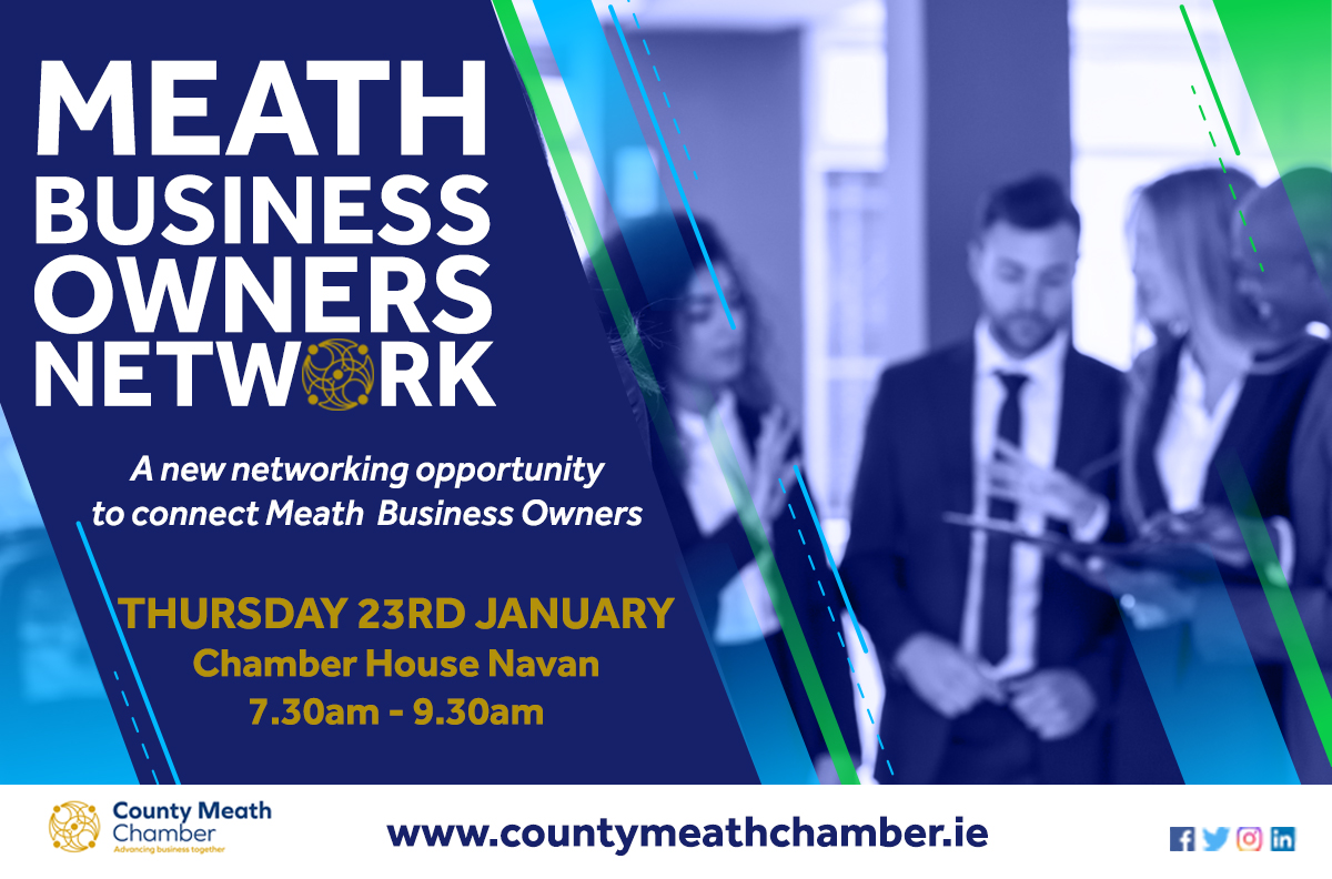 Meath Business Owners Network - January