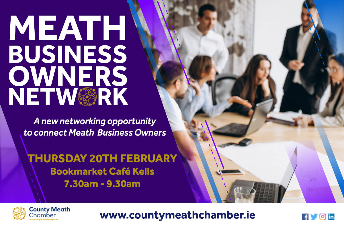 Meath Business Owners Network - February