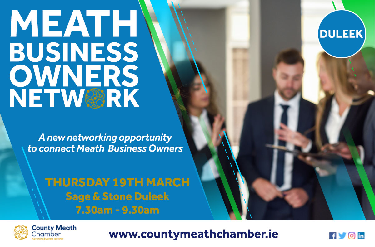 Meath Business Owners Network Visits Duleek