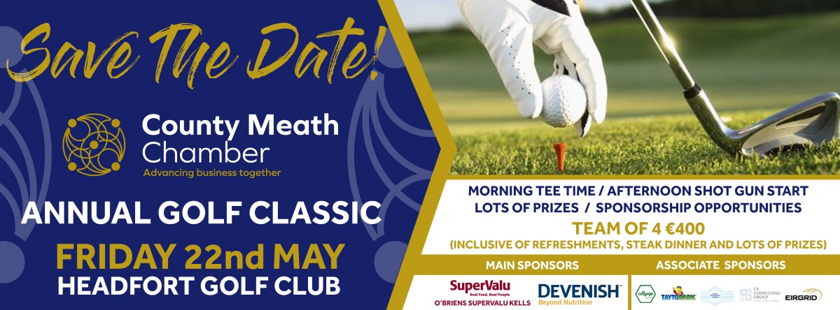 Meath Chamber Golf Classic