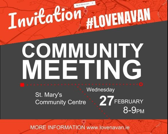 #LOVENAVAN Do you love Navan? .. Now is the time to show it!