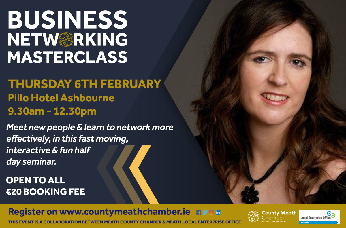 Networking Masterclass (Half Day)