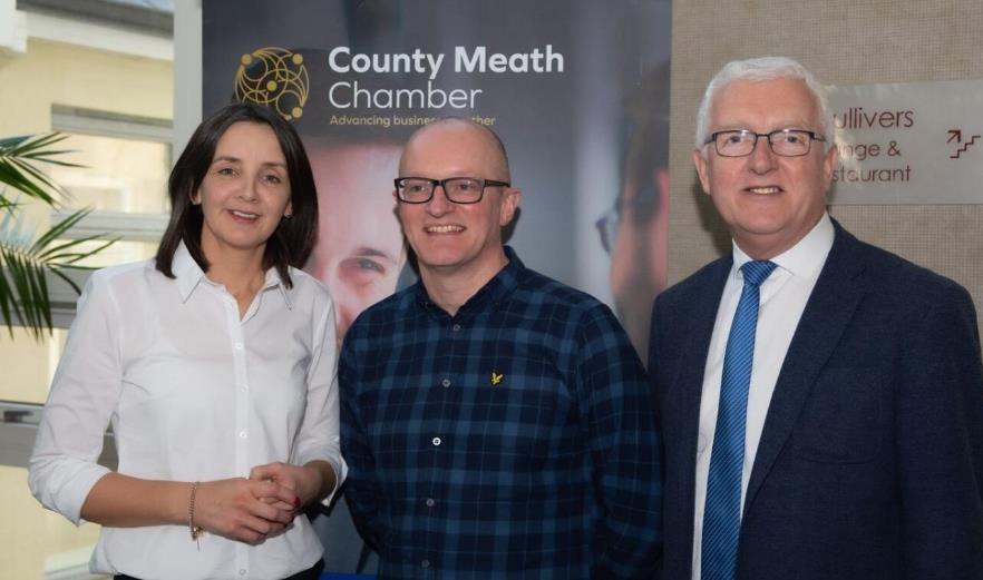 Over 320 businesses in Meath awarded SME Grants by County Meath Chamber, funded by Facebook