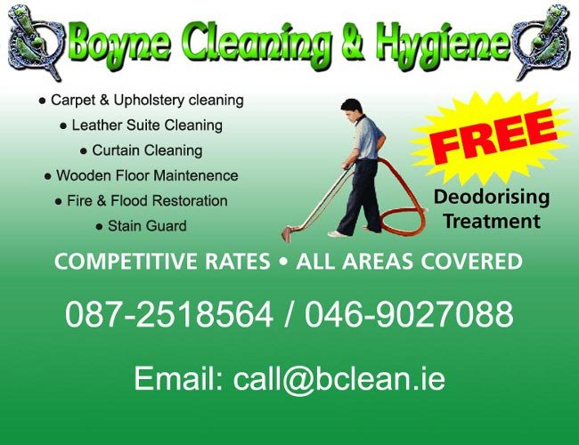 Boyne Cleaning and Hygiene Services