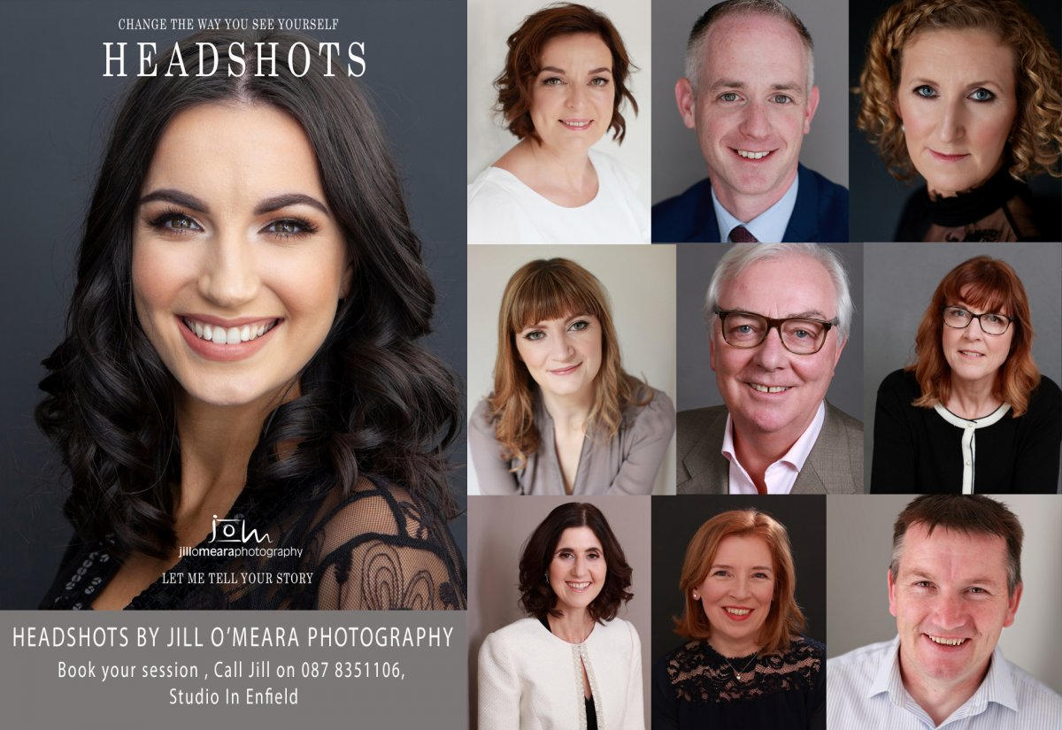 Need a Headshot that represent your business with pride?