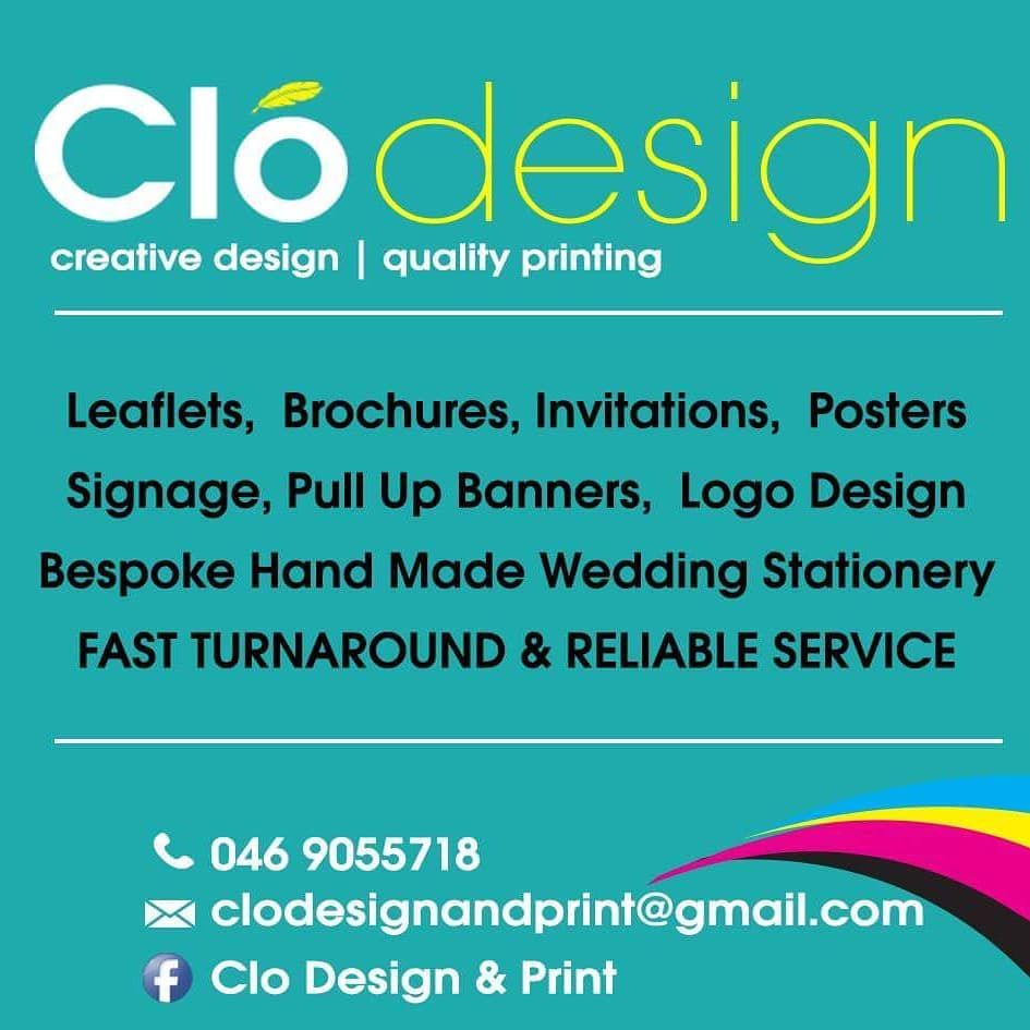 Cló Design and Print