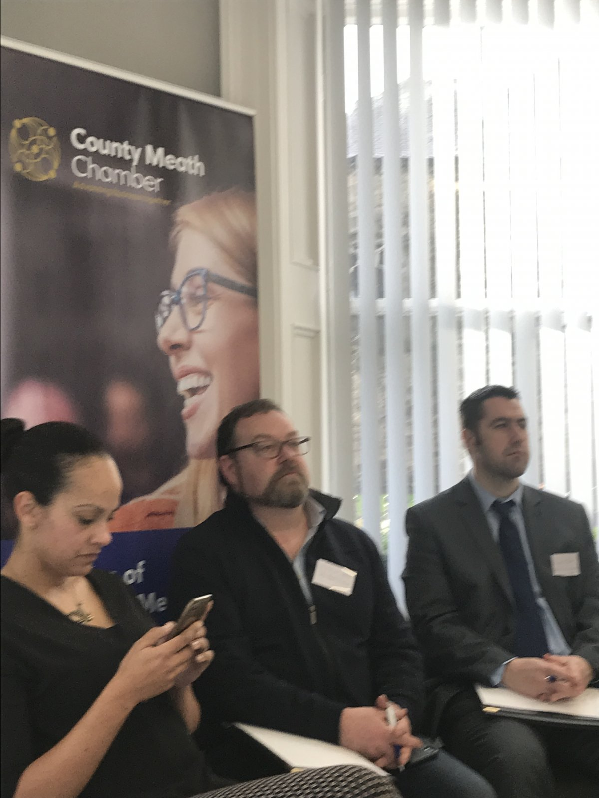06/03/19 Chamber Breakfast Networking Session