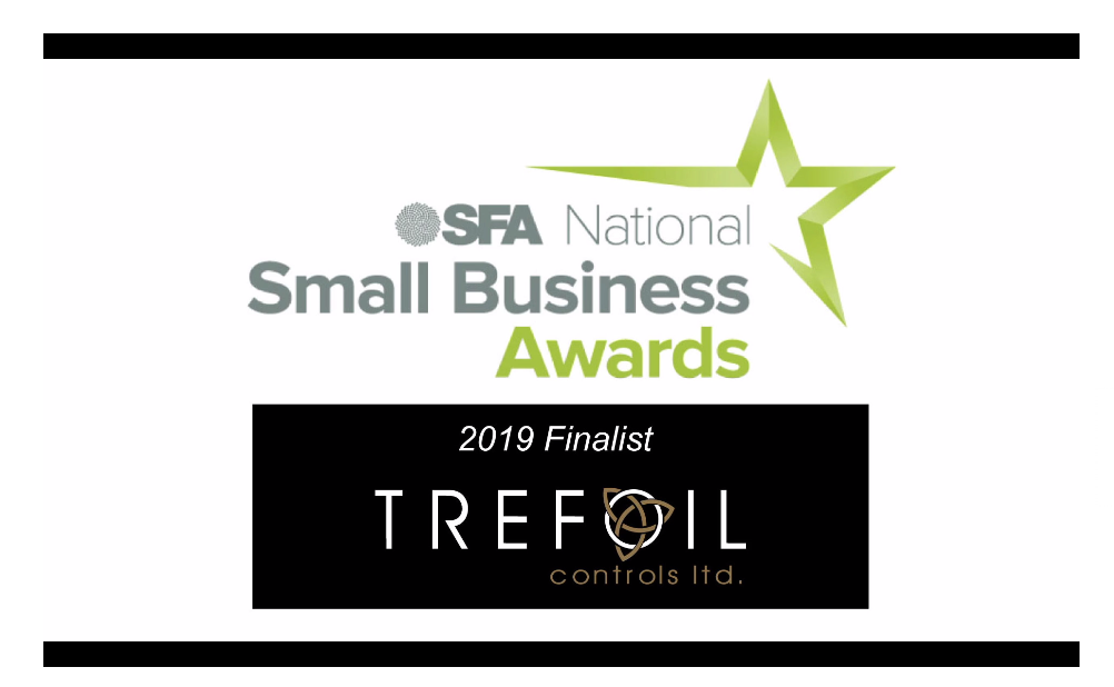 Meath business Trefoil Controls Limited - Through to Top 6 in Ireland's prestigious SFA Awards