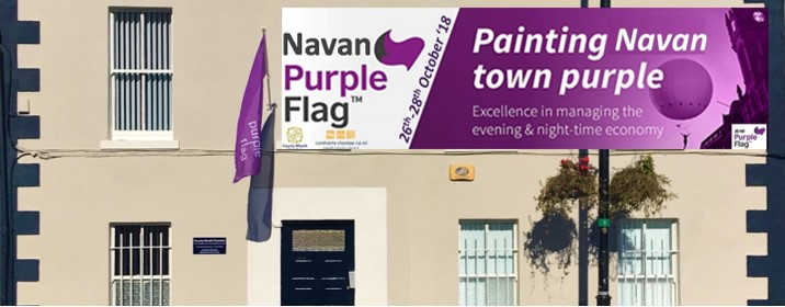 Navan Purple Flag Busking Competition Sunday 28th October